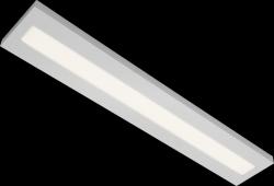 LED Anbauleuchte IP40