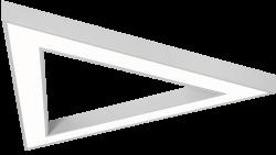 LED Dreieckleuchte
