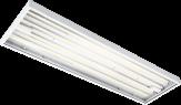 LED Hallen-Flächenleuchte