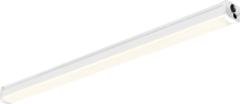 LED moisture-proof profile luminaire