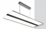 TRENDLIGHT Design-Pendelleuchte mit indirektem Lichtanteil