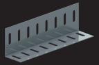 KBL-USP Unterstützungsplatten Befestigung mit 4 Schrauben M 6 x 10