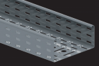 KBL 85 - Cable Trays with Integrated Connectors