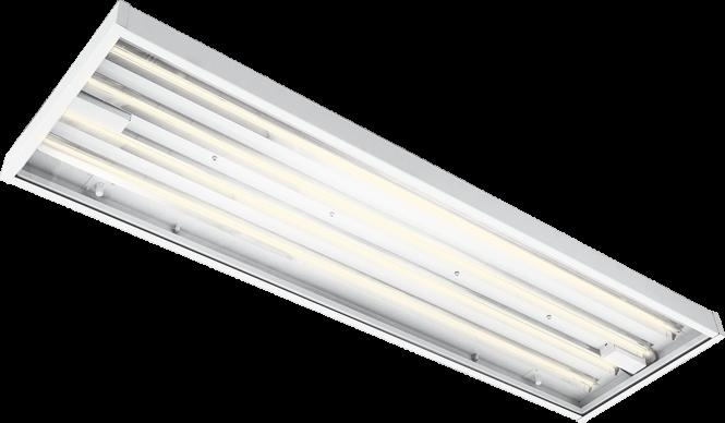 LED Hallen-Flächenleuchte 108-220 Watt, 11500-26000 lm