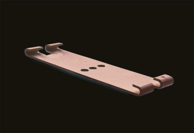 Haltebügel f. Drahtschutzkorb SK1-Lampig (2Stk. werden benötigt)