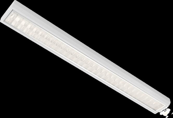 LED Raster-Anbauleuchte LLX 4000 K