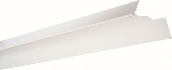 Stahlblechreflektor Weiß, Für Serie 13