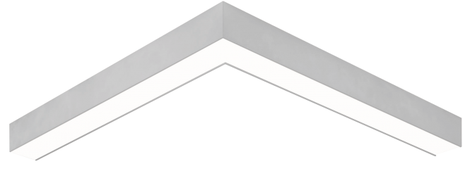 LED Winkelleuchte