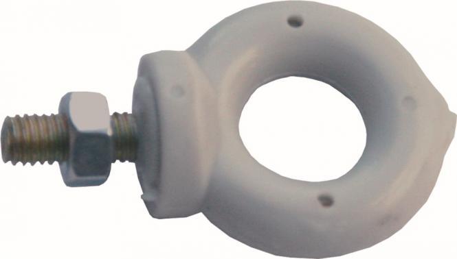 Kunststoffaufhänger KA 5 Öse mit Gewinde M5