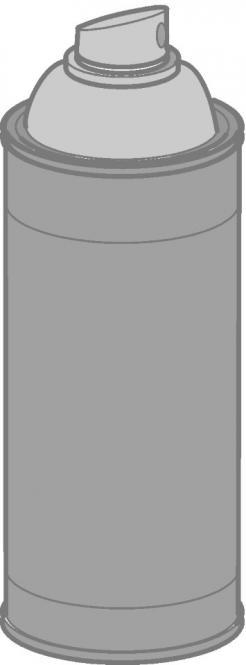 Zink-Spray 500 g