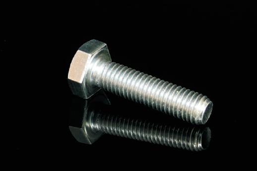 Schrauben mit Hexagonalkopf