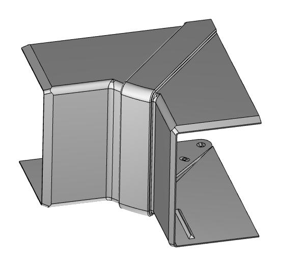 CK 40 Inneneck