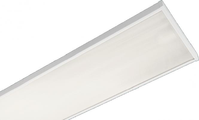 LED Hallen-Flächenleuchte BWS (ballwurfsicher)