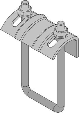 KBL-SB Stahlbügelklemme