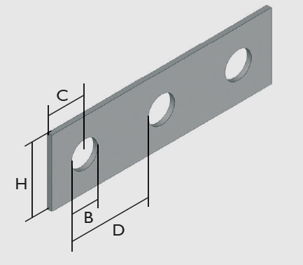BL-VS Verbindungsstücke