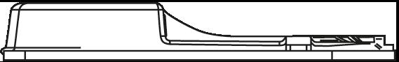 LED Mastansatz-/ aufsatzleucht