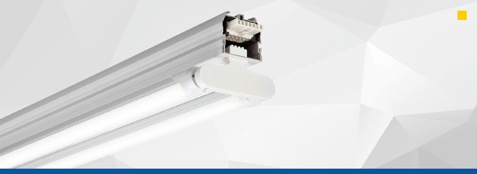 LED Schnellmontage-<br>System, IP 20