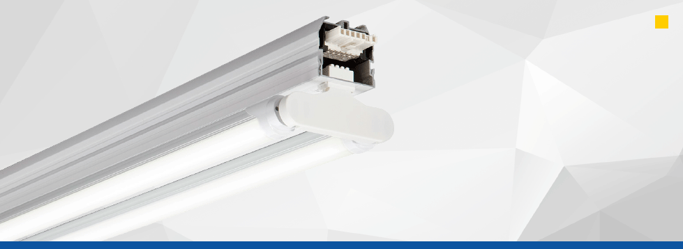 LED quick assambly<br>system, IP 20