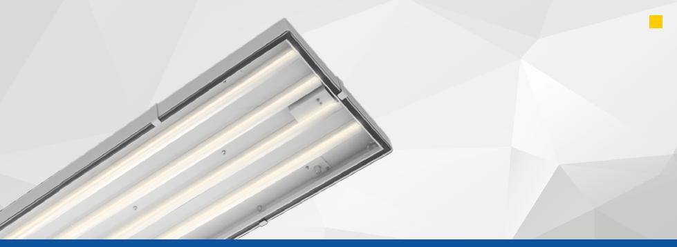 LED Flächenleuchte IP65