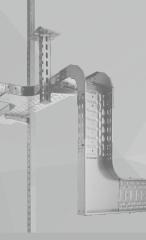Kabelbahnen<br>aus Hart-PVC