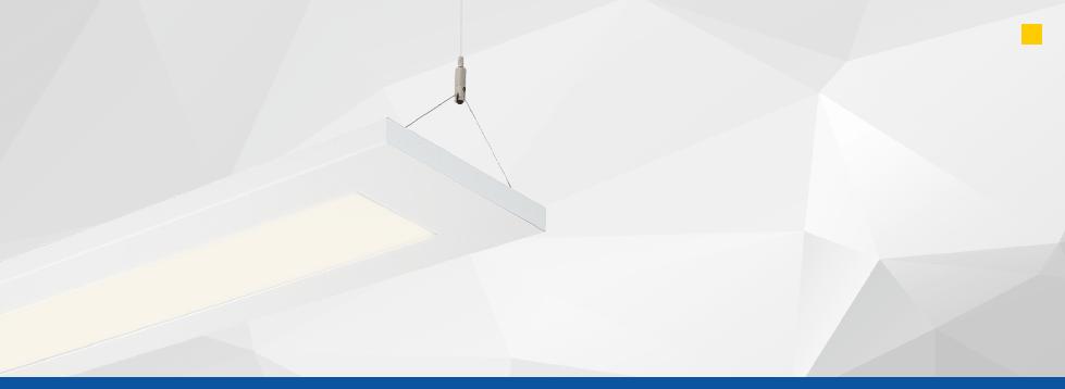 LED pendant luminaire