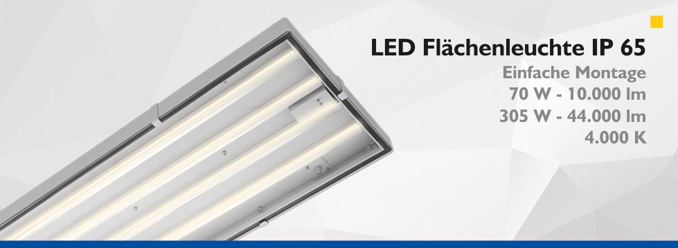 LED Flächenleuchte IP 65