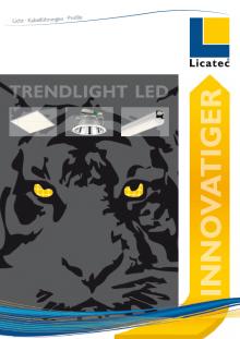 Licatec Catalog Trendlight LED