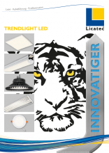 Katalog Cover: Trendlight-LED
