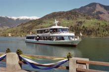 Schmittenhöhe - Lux-Werft und Schiffahrt GmbH